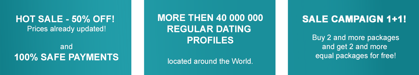 Buy dating profiles